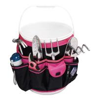 Apollo Tools Pink Bucket Organizer Model DT0825P