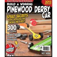 Build a Winning Pinewood Derby Car