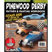 Pinewood Derby Pattern and Painting Workbook