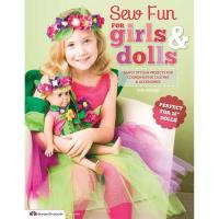 Sew Fun for Girls and Dolls