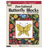 Zen-sational Quilting Butterfly Blocks