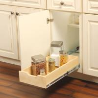 Real Solutions Solid Wood Soft Closing Cabinet Drawer 11.625