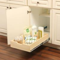 Real Solutions Solid Wood Soft Closing Cabinet Drawer 14.625