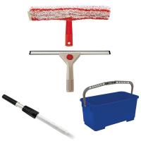 Pulex Window Cleaning Kit with MicroTiger Washer