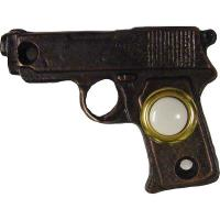 Buck Snort Lodge Gun Doorbell Oil Rubbed Bronze Model 928ORB