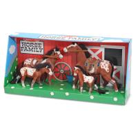 Melissa and Doug Horse Family