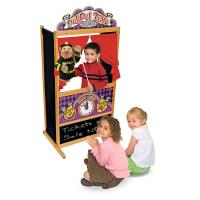 Melissa and Doug Deluxe Puppet Theater