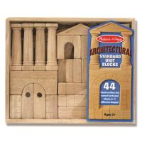 Melissa and Doug Architectural Standard Unit Blocks
