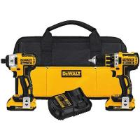 DeWalt 20V MAX Li-Ion Brushless Compact Drill/Driver and Impact Driver