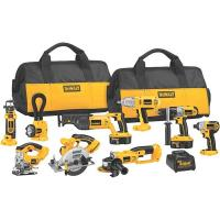DeWalt 18V Cordless XRP 9-Tool Combo Kit Model DCK955X