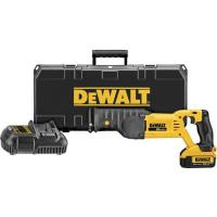 DeWalt 20V MAX Reciprocating Saw Kit (4.0 Ah) Model DCS380M1
