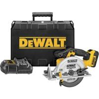 DeWalt 20V MAX Circular Saw Kit (4.0 Ah) Model DCS391M1