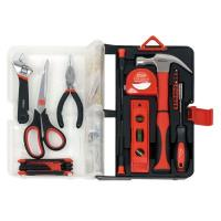 Apollo Tools 126 piece Kitchen Drawer Tool Kit Red