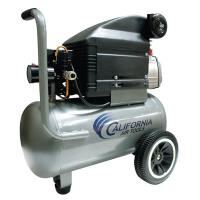 California Air Tools 263DLH 2 HP 6.3 Gal. Oil-Lubricated Air Compresso