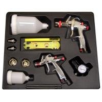 SPRAYIT SP-33500 LVLP Gravity Feed Spray Gun Kit
