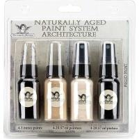 Tattered Angels Naturally Aged Faux Finish Paint Kit Peeled Paint