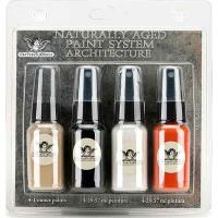 Tattered Angels Naturally Aged Faux Finish Paint Kit Concrete