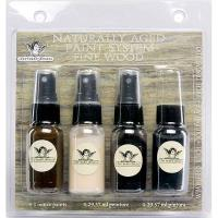 Tattered Angels Naturally Aged Faux Finish Paint Kit Weathered Birch