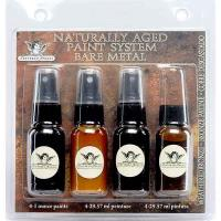 Tattered Angels Naturally Aged Faux Finish Paint Kit Weathered Bronze