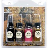 Tattered Angels Naturally Aged Faux Finish Paint Kit Granite