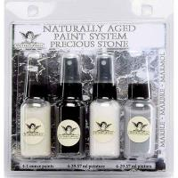 Tattered Angels Naturally Aged Faux Finish Paint Kit Marble