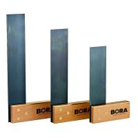 BORA 3-Piece Beechwood Try Square Set