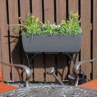 RTS Home Accents Elevated Urban Planter with Stand 36