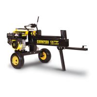 Champion 15 Ton Hydraulic Log Splitter Model 91520