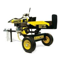 Champion 22 Ton Hydraulic Log Splitter Model 92221