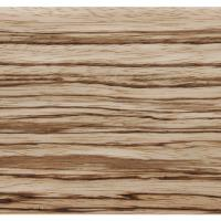 Zebrawood Veneer Sheet Quarter Cut 4' x 8' 2-Ply Wood on Wood