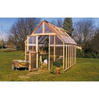 Sunshine Gardenhouse Mt. Rainier Greenhouse Kit 8' X 12'