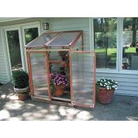 Sunshine Gardenhouse Patio Greenhouse Kit 4' X 3'