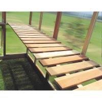 Bench Kit for Sunshine Gardenhouse Mt. Rainier 8' X 16' Greenhouse