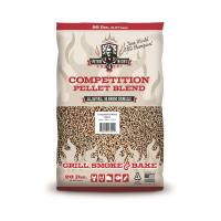 Myron Mixon Pitmaster Q3 Competition Blend Pellet Fuel Pack of 3