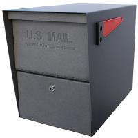 Package Master Locking Security Mailbox Granite