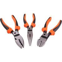 Dynamic Tools 3pc High Leverage Pliers Set