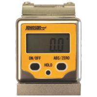 Johnson Level Professional Magnetic Digital Angle Locator 3 Button wit