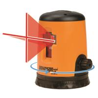 Johnson Level Self-Leveling Cross-Line Laser