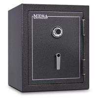 Mesa Burglary and Fire Safe with Combination Lock 4.1 cu.ft.  Hammered