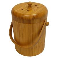 Good Ideas Compost Pail Bamboo