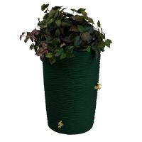 Good Ideas Impressions Palm Rain Saver 50 Gallon Green