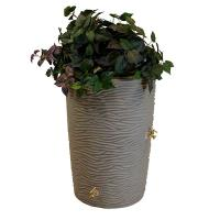 Good Ideas Impressions Palm Rain Saver 50 Gallon Khaki