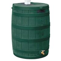 Good Ideas Rain Wizard 50 50 Gallon Green