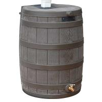 Good Ideas Rain Wizard 50 50 Gallon Oak