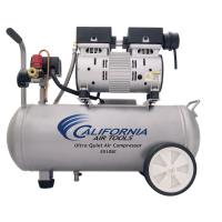California Air Tools 5510 Ultra Quiet and Oil-Free 1 HP 5.5 Gal. Steel