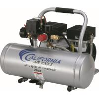 California Air Tools 2010A Ultra Quiet and Oil-Free 1.0 HP 2 Gal. Alum