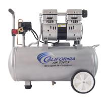 California Air Tools 8010 Ultra Quiet and Oil-Free 1.0 HP 8 Gal. Steel