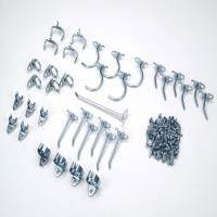 Triton 36 Pc Steel Hook Assortment for DuraBoard or Pegboard