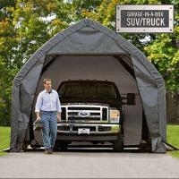 ShelterLogic Garage-in-a-Box 13' x 20' x 12' Peak Style for SUV/Truck