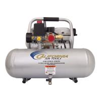 California Air Tools 2010ALFC Ultra Quiet and Oil Free 1 HP 2 Gal. Air